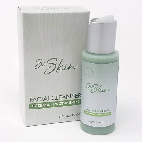 Facial Cleanser For Eczema  2 oz
