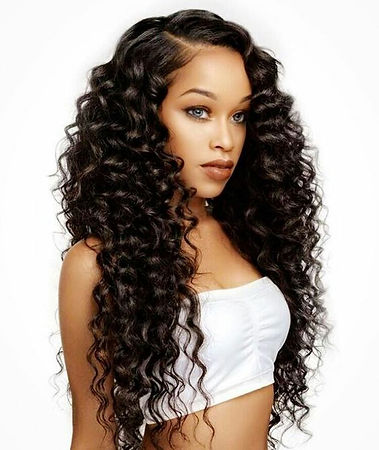 Here are just a few tips on daily hair care to keep your GRADE 9A Mink Brazilian extensions looking healthy, manageable and re-usable; because without proper maintenance it wont last.