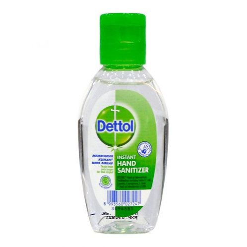DETTOL Instant Hand Sanitizer (50ml)