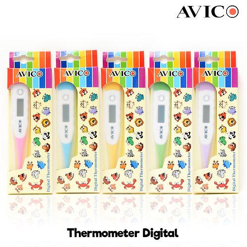 AVICO Digital Thermometer (Random Colour)