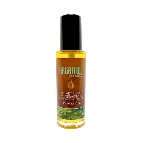 Argan Oil From Morocco 100ml