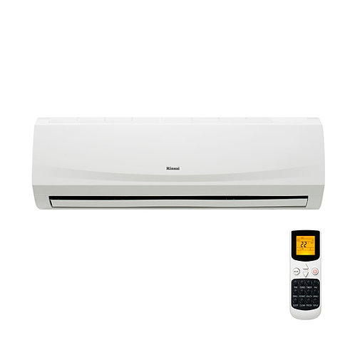 Rennai 3.5 kW heating and cooling
