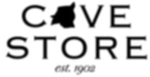 cave store logo