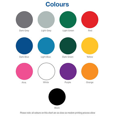 ZooWizards colour range