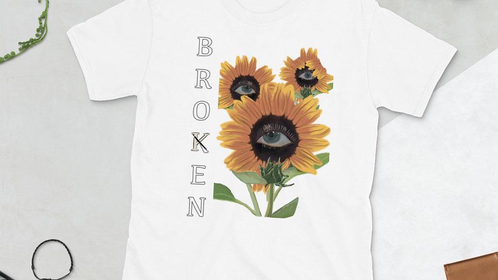 Dandelion sight- Short-Sleeve Unisex T-Shirt