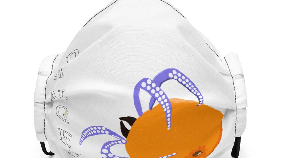 Danger Fruit 2 face mask