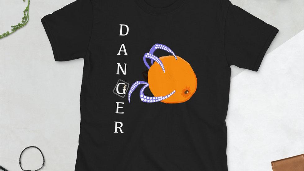 Danger Fruit - Orange - Short-Sleeve Unisex T-Shirt