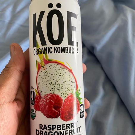 KOE : organic kombucha