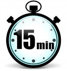 PSYCHIC Reading: 15 mins