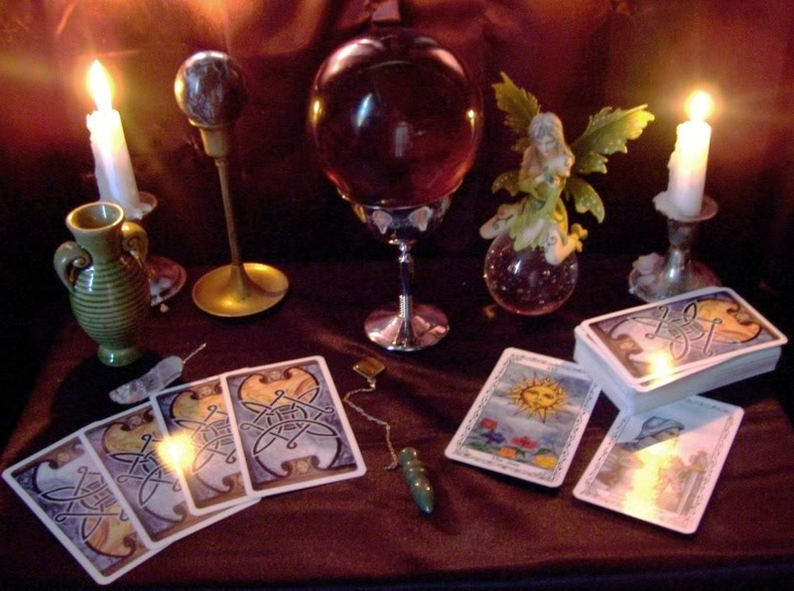 ORACLE CARDS Reading