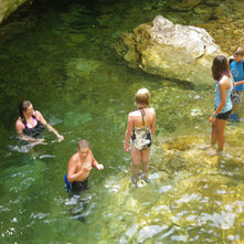 Guided Swimming Holes