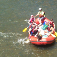 Guided Raft Float Trips