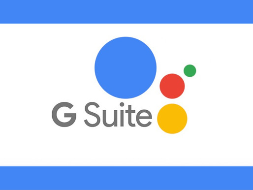 G SUITE UPDATES (MAY 2020)