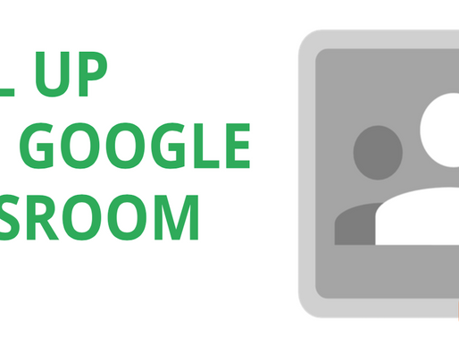 Google Classroom to Redefine (not just augment) Learning