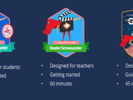 Screencast PD (FREE!)