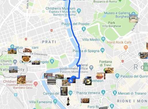 Google My Maps: Where in the World?