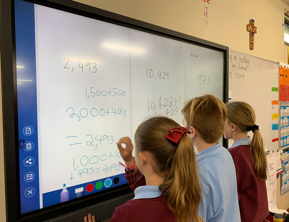 BenQ Interactive Panel RP6501K Classroom - ICT EDU Magazine