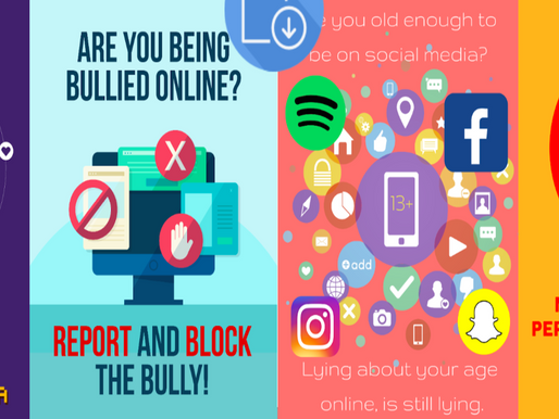 Cyber Safety Posters for Your Classroom