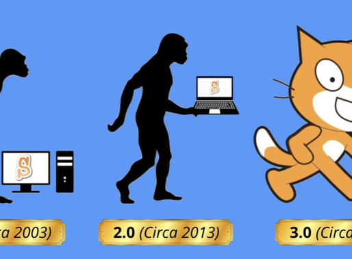 Coding with Scratch 3.0