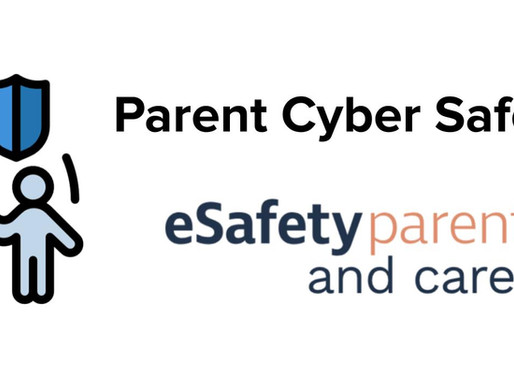 Cyber Safety for Parents #3