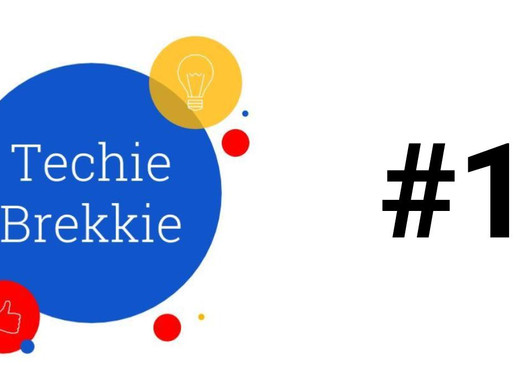 Techie Brekkie #1