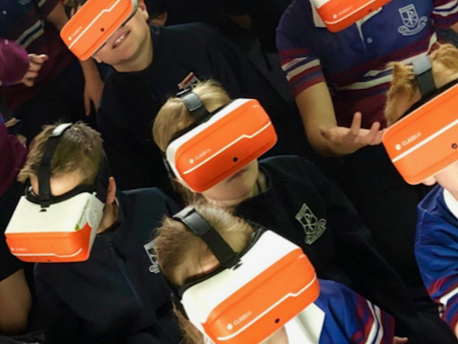 Virtual Reality For The Classroom