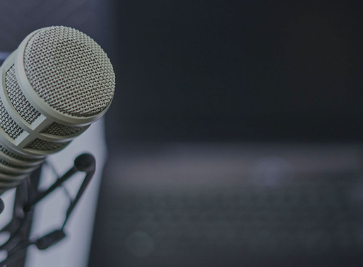 P is for PODCASTS  (& PD)