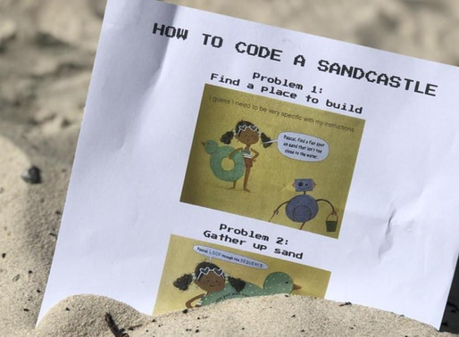 Book Review: How to Code a Sandcastle