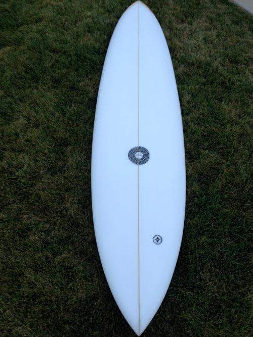 8ft. sand dollar quad