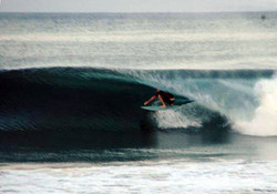 SW in Nicaragua Shack
