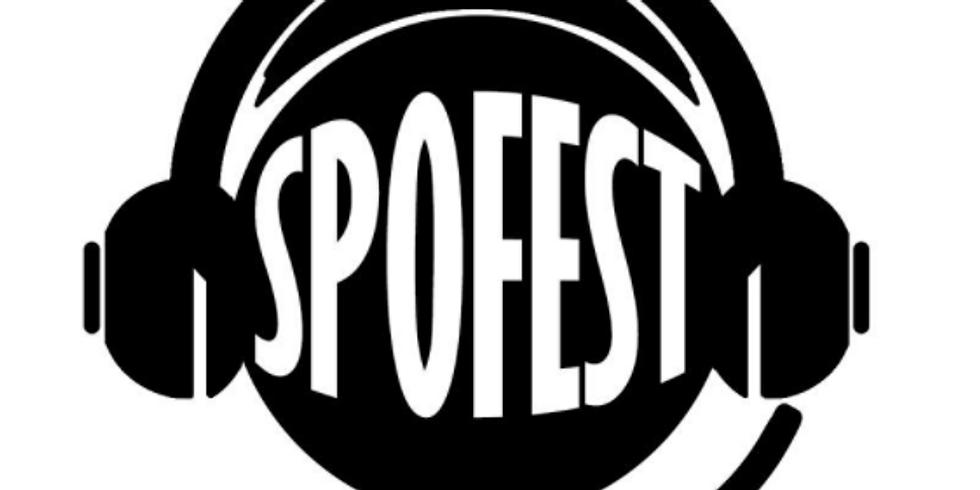 SpoFest Poetry & Prose