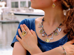 Greek Coin Jewelry