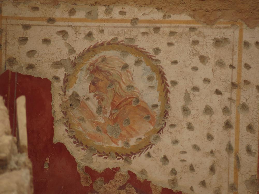 Ephesus Fresco