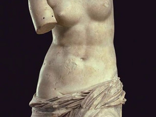 What kind of Jewelry would Goddess Aphrodite wear? - Part 1