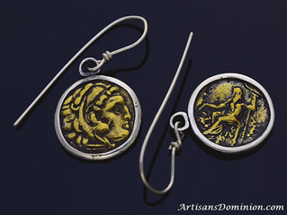 Ephesus: An Ancient City of Biblical Proportions & How It Inspires My Jewelry Designs - Part 1/3