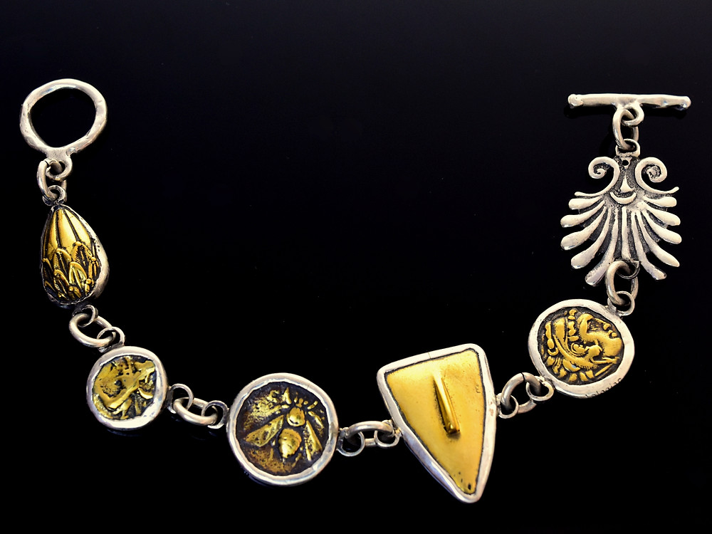 Golden Hour Replica Charm Bracelet