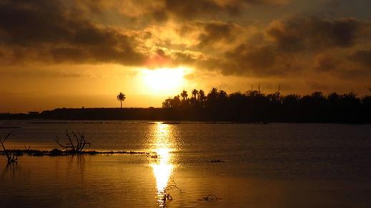 California Sunset Great Outdoors