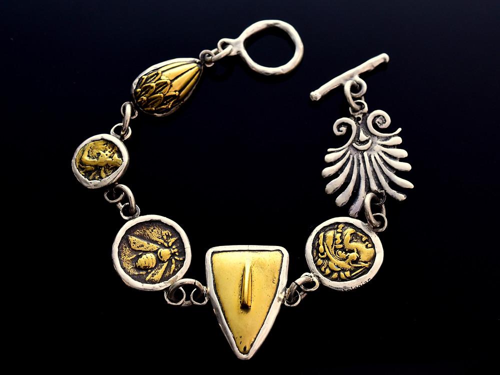 Golden Hour Historical Bracelet
