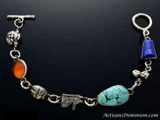 A True Delight: Ancient Egyptian Arm Candy