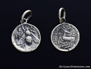 Ephesus: An Ancient City of Biblical Proportions & How It Inspires My Jewelry Designs - Part 2/3