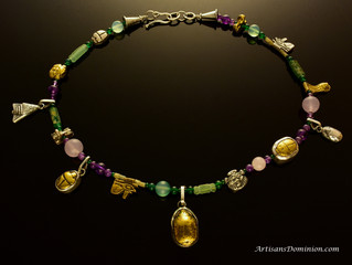 Necklaces of Egyptian Queens