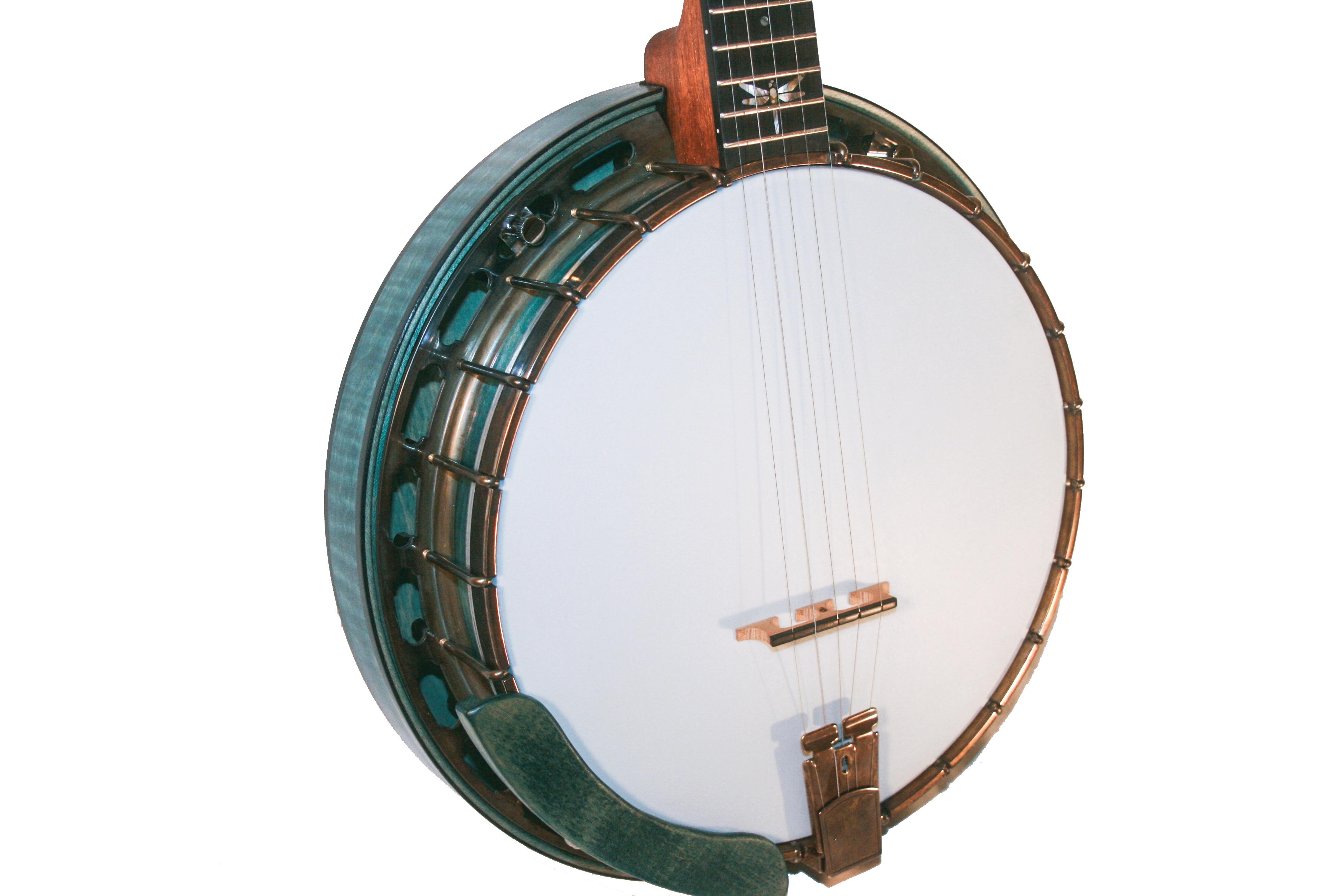banjo front