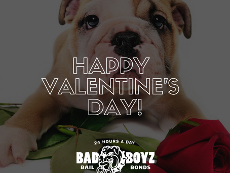 Happy Valentine's Day - Tips For Those With Loved Ones In Jail