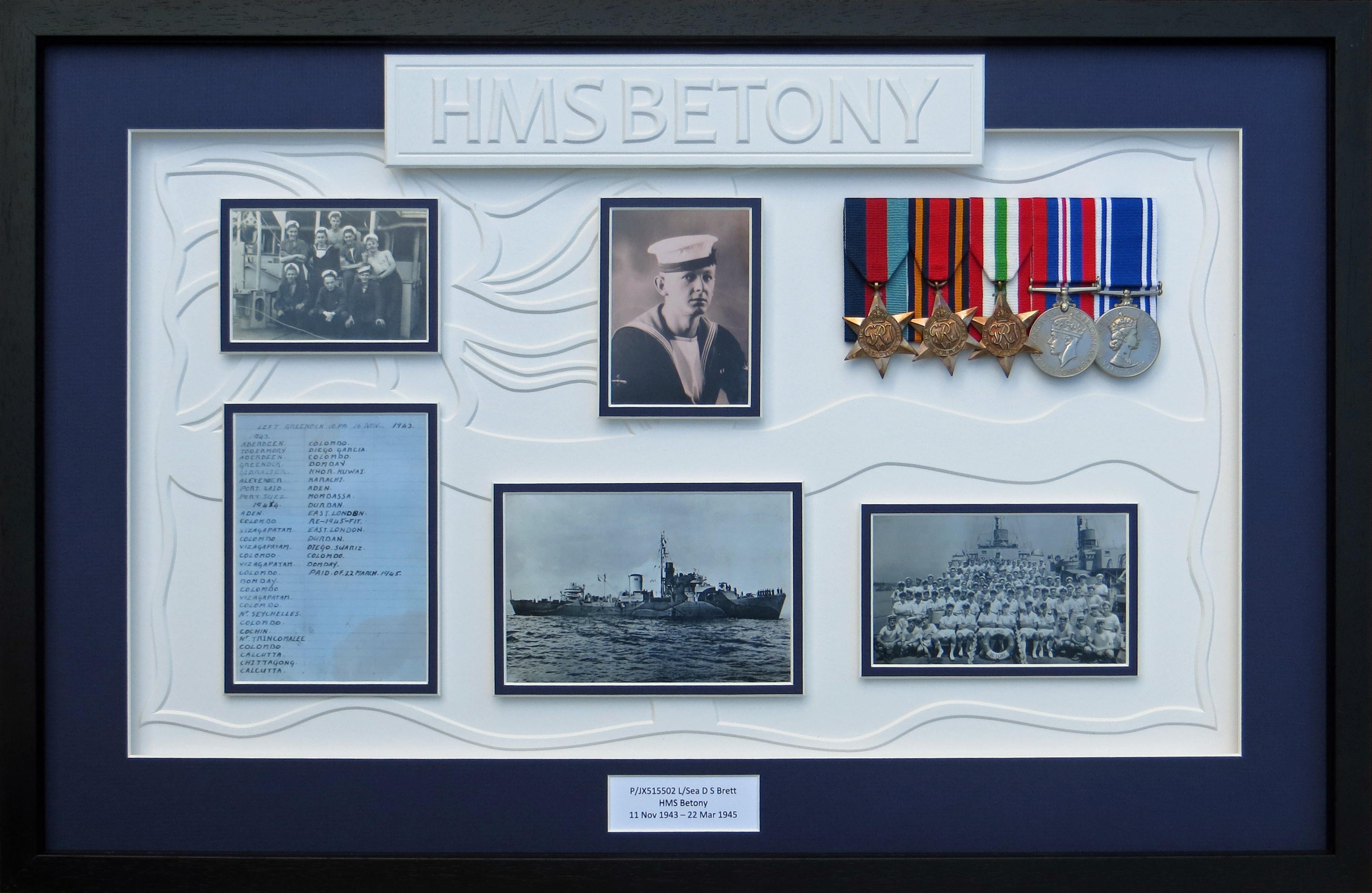 HMS Betony
