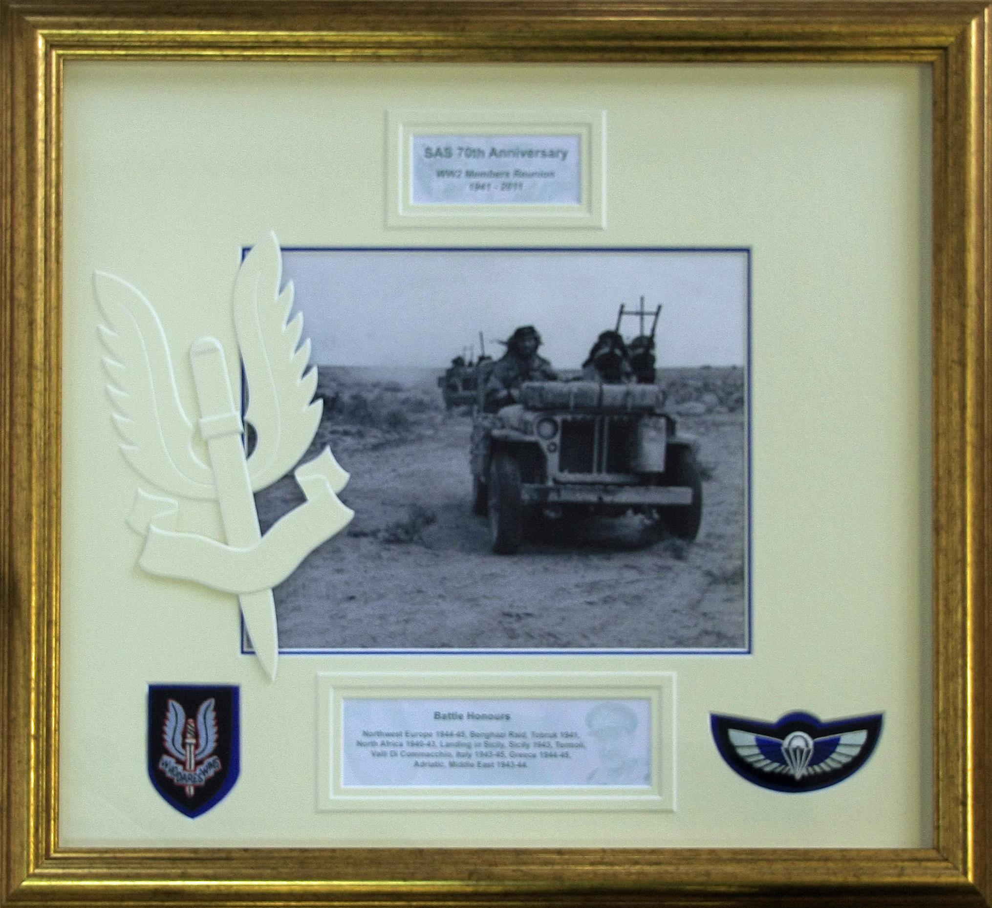 SAS 70th Anniversary Presentation.