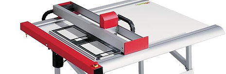 Gunnar F1 Hybrid CMC computerised mount cutter