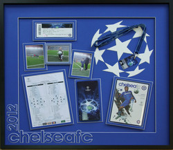 Chelsea FC Mascot Memorabilia.