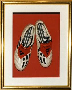 David Beckham Football Boots.