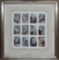 Greta Garbo art deco mount collection