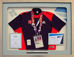 Olympic Games Maker Memorabilia.